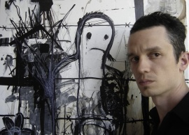 Ian Gamache,outsider artist, Canada, 2011