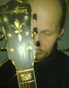 Jaakko Savolainen, musician, Finland
