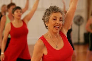 Kaysheri Rappaport, Nia Black Belt, age 78
