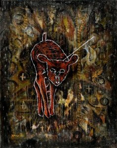 """Wild Dog,"" Jennifer McCarthy"