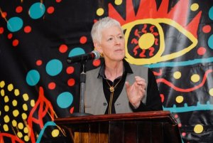 Judith Barrington  Keynote speech at San Miguel de Allende Writers' Conference, Feb