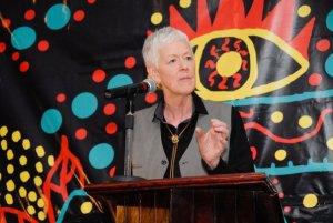 Judith Barrington  Keynote speech at San Miguel de Allende Writers' Conference, Feb