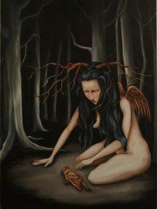 """""""The Healer,"""" Pamela Dzaet"""