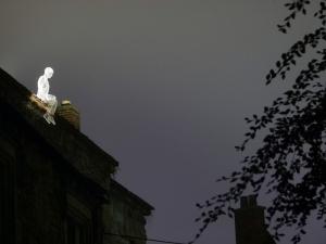 """""""Les Voyageurs,"""" Cedric Le Borgne, Durham, UK 2011"""