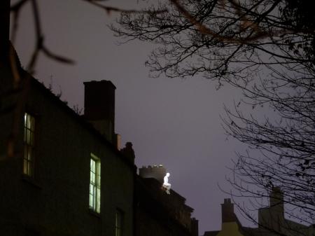 """""""Les Voyageurs,"""" Cedric Le Borgne, Durham, UK, 2011"""