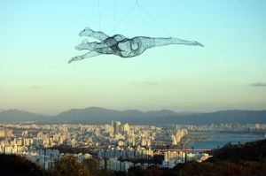 """""""Les-Voyageurs,"""" Cedric Le Borgne, Seoul - 2008 & 2011"""