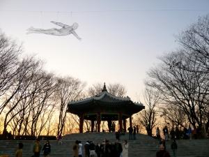 """""""Les Voyageurs,"""" Cedric Le Borgne, Seoul - 2008 à 2011"""