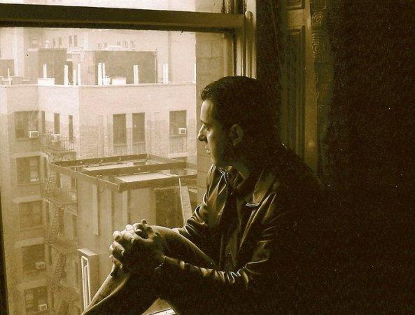 Salvatore Ala, Chelsea Hotel, New York City; photo credit: Bala