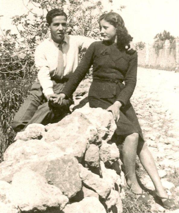 Salvatore Ala's parents