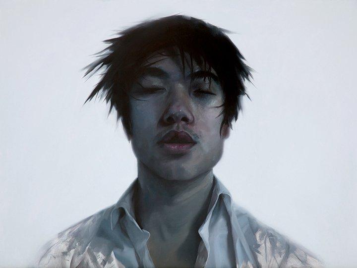 Self-portrait | Henrik Aarrestad Uldalen